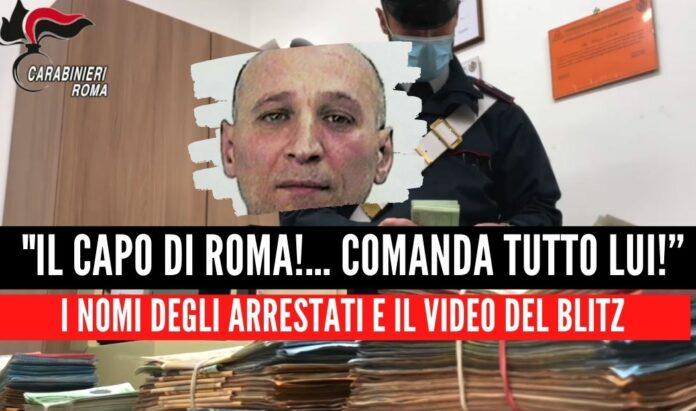 boss camorra roma michele senese