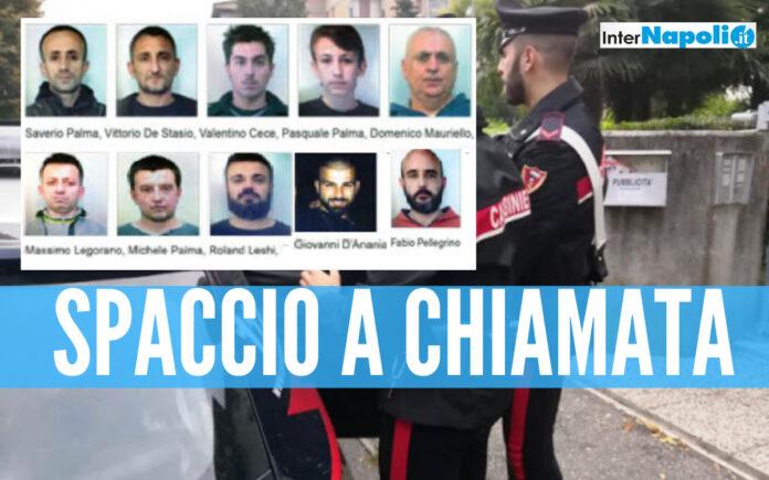 La gang dello spaccio condannata