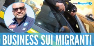 Blitz sul business migranti