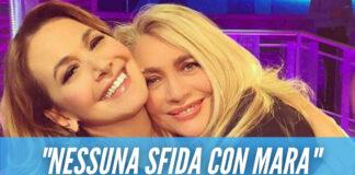"""Barbara d'Urso torna con Domenica Live, il post per Mara Venier: """"Tra noi due non c'è sfida"""""""