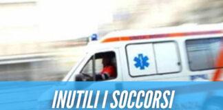 Tragica scoperta sul Litorale Domizio, 50enne di Napoli trovato morto: era scomparso da giorni
