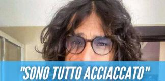 """Alessandro Borghese positivo al Covid, l'annuncio su Instagram: """"Ho le ossa rotte"""""""