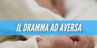 Lacrime di dolore ad Aversa, il piccolo Andrea morto a 22 mesi