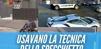 Da Napoli a Milano per rubare un orologio da 200mila euro, arrestati coppia di ladri
