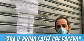 Serve il caffè in tazza invece del bicchiere usa e getta, barista e cliente multati per 400 euro