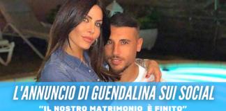 Matrimonio finito per Guendalina Tavassi, la confessione: «Io e Umberto non stiamo insieme»