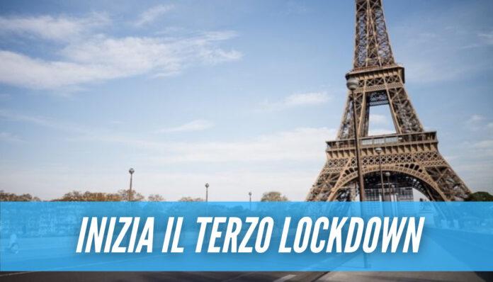 Covid, a Parigi arriva il terzo lockdown: «Durerà almeno un mese»