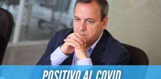 Torre Annunziata, positivo al Covid anche il sindaco Vincenzo Ascione