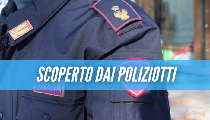 Nascondeva la cocaina nel bucato, arrestato 44enne di Napoli