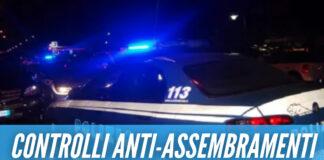 Tombola e calciobalilla nei locali di Napoli e provincia, 46 persone multate