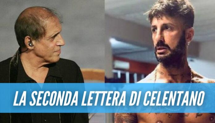 Fabrizio Corona in carcere, la lettere di Adriano Celentano: