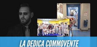 """""""Angeli in corsia"""", l'omaggio di Gianluca Capozzi a medici e infermieri ai tempi del Covid"""