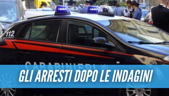 Duro colpo alla camorra di Castellammare, arrestati 16 affiliati del clan