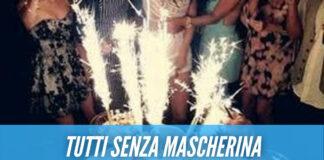 Non si fermano le feste a Napoli, undici persone multate ad un compleanno