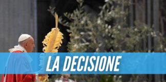 Covid a Pasqua, a Napoli sarà una domenica senza palme: la Diocesi vieta le benedizioni