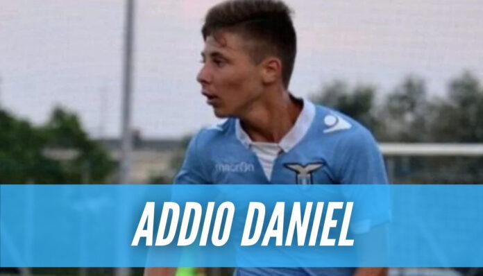 Lutto nel mondo del calcio, Daniel Guerini morto in un incidente a 19 anni: giocava nella Lazio