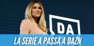 I diritti della Serie A passano a DAZN, partite in streaming per i prossimi 3 anni