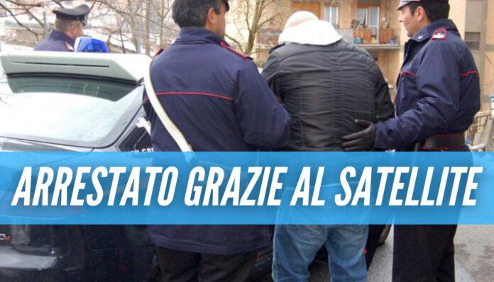 Il satellitare rivela dove si trova l'auto rubata, arrestato uomo in provincia di Napoli