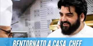 Nuova vita per Cannavacciuolo, dal dramma Covid al nuovo ristorante in provincia di Napoli