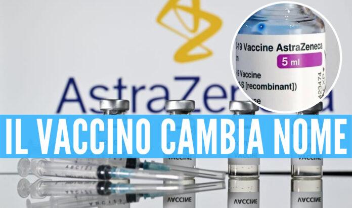 AstraZeneca Vaxzevria