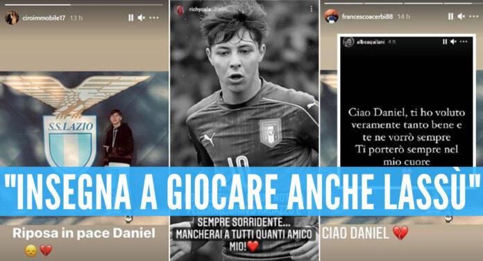 I messaggi di cordoglio per la morte di Daniel Guerini