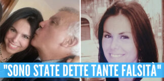 Ornella Pinto e suo padre