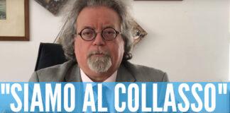 Silvestro Scotti, presidente Ordine Medici Napoli