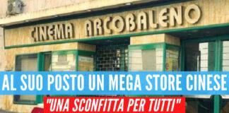 Napoli, il Cinema Arcobaleno del Vomero