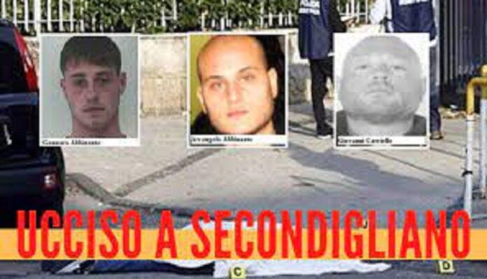 Omicidio a Secondigliano, ergastolo per 3 degli Abbinante per l'agguato al ras della Vanella-Grassi