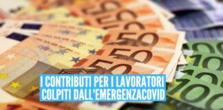 bonus 2400 euro lavoratori decreto sostegni