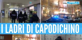 Blitz all'aeroporto di Capodichino