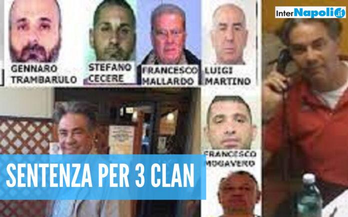 Condannati per l'omicidio Autuori
