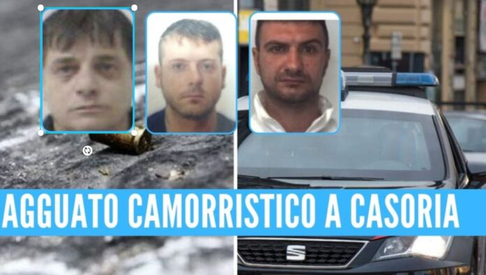 clan moccia afragola casoria arresti barbato cane