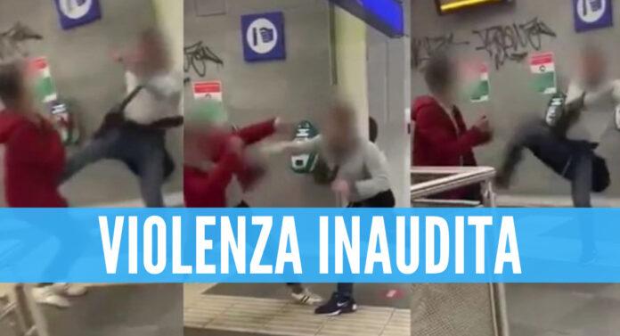 L'aggressione a Jean Pierre Moreno