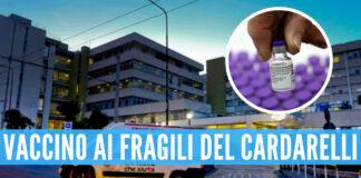 Ospedale Cardarelli di Napoli