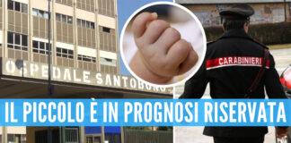 Neonato Santobono