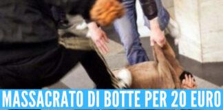 Sant'Antimo, giovane pestato per un debito di 20 euro