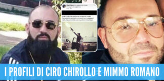 Ciro Chirollo e Domenico Romano
