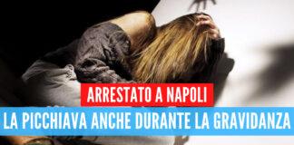 Violenza Napoli