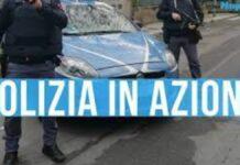 Napoli, l'inseguimento della polizia finisce con un incidente: arrestato dal Reparto Prevenzione Crimine Campania