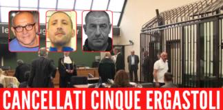 Omicidio Amelio, a processo i Polverino