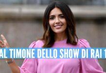 Dopo il grande successo di Mina Settembre, Serena Rossi torna in tv: sarà la conduttrice di 'Canzone Segreta'