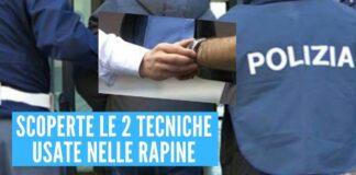 rapina rolex napoli roma banda tecniche