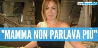 """Sonia Battaglia, la testimonianza del figlio: """"Mamma non riusciva più a parlare"""""""