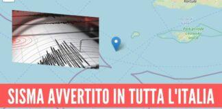 terremoti mar adriatico scosse ingv epicentro