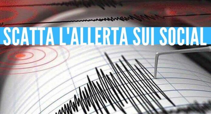 terremoto italia napoli