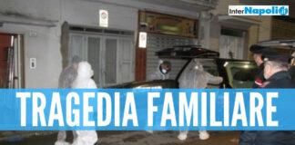 Tragedia familiare a Taranto