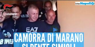 Trema la camorra di Marano, si pente il boss Giuseppe Simioli
