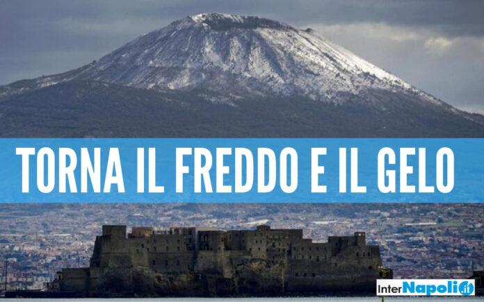 Per la primavera bisogna attendere ancora, ritornano freddo e gelo: le previsioni in Campania