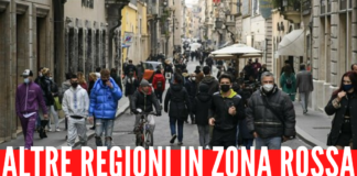 Nuovo dpcm, Italia quasi interamente rossa: in Campania ospedali saturi